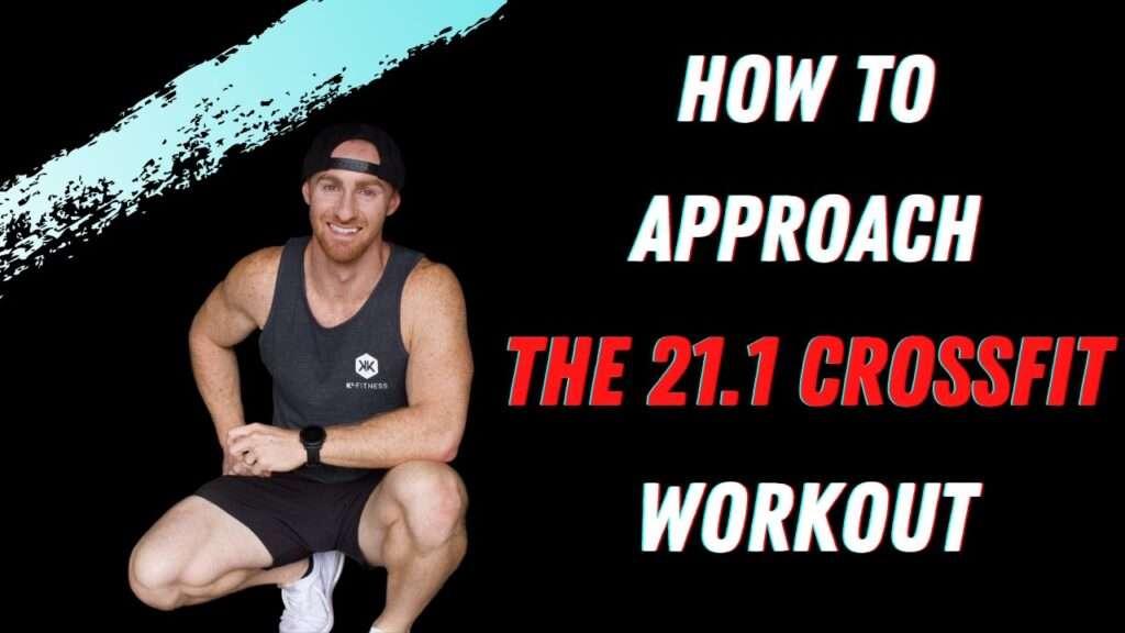 crossfit open workout 21.1